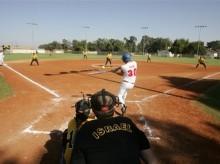 Pursuing baseball glory in Israel