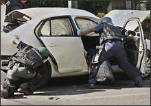 Israeli mob boss killed in brazen car bombing