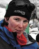 Shaunna Burke reaches Everest summit