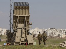 Israel deploys rocket defense system against Gaza