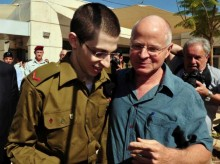 Israeli soldier emerges from 5 years of captivity