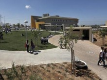 Anti-rocket school protects Israeli kids near Gaza