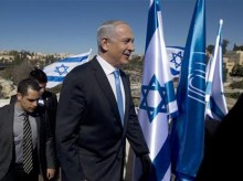 Israeli election: Netanyahu's style marked by caution