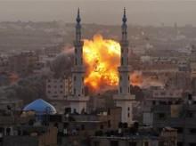 Current Gaza fighting reflects new battleground