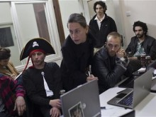 Ahoy! Israeli pirates lead surge of quirky political parties