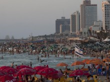 Tel Aviv: Beloved oasis outraged by rocket fire