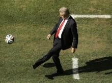 Switzerland falls short of shutting down Messi
