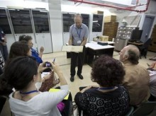 Holocaust experts work to preserve WWII-era items