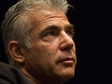 Yair Lapid seeks 2nd chance to be face of Israel's future