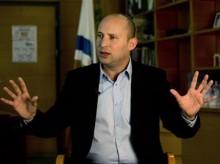 AP Interview: Netanyahu election ally Naftali Bennett tough on Palestinians