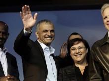 In close Israel vote, leader of upstart party is kingmaker