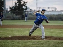 In boost for Israeli baseball, player selected in MLB draft for 1st time