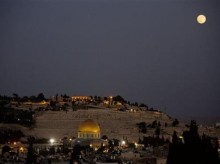 Serenity Now: A calm perch above Jerusalem's hectic Old City