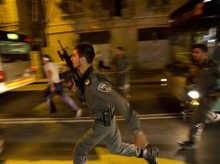Jittery Israelis on guard amid unabated violence