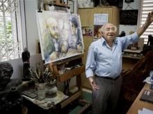 Israeli artist last link to legendary Holocaust victim