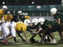 American football prepares Israeli teens for military combat