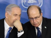 Israeli leaders clash over army's role in public discourse