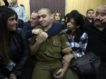 Israeli soldier's manslaughter conviction divides country