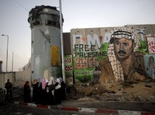 Israeli barrier: Defensive measure or illegal land grab?