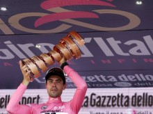 Giro d'Italia start in Israel to go from Jerusalem to Red Sea