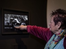 New Israeli exhibit highlights power of photos in Holocaust