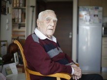 As numbers dwindle, Jews who fought Nazis recall struggle