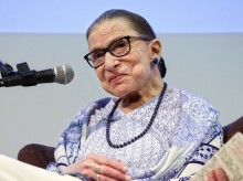 Justice Ginsburg bemoans partisan divide in Congress