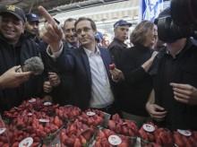 AP Interview: Israel's Herzog vows to bridge Jewish divide