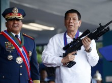 Duterte visit showcases Netanyahu's roster of tough-guy pals
