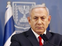 Under duress, Israel's Netanyahu still election front-runner