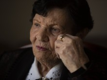 Israeli Holocaust survivor remembers Auschwitz on birthday
