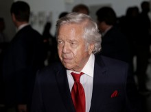 Israel awards New England Patriots owner Robert Kraft the 'Jewish Nobel' prize