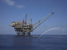 Natural gas fields give Israel a regional political boost
