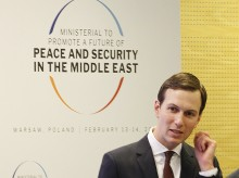 Kushner: Mideast peace plan expected after Israeli election