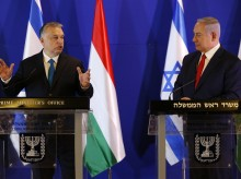 Israel hosts east European leaders after summit scrapped