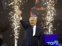 Netanyahu appears headed toward re-election in Israeli vote