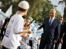 Israeli PM infuses campaign with anti-media incitement