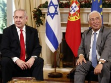 Lisbon excursion offers Netanyahu brief escape from troubles