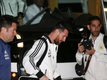 Lionel Messi in Israel despite rockets and boycott threats