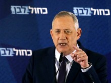 Netanyahu rival Gantz chosen to form new Israeli government