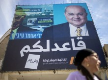 Arab voters key to blocking Netanyahu-led hard-line majority