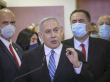 A stunning tirade highlights Israeli divide over Netanyahu