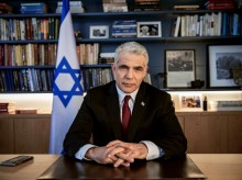 AP Interview: Opposition leader says PM embarrassing Israel