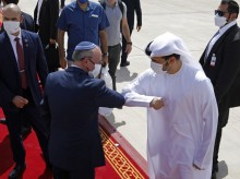 UAE's warm welcome to Israelis reflects changing region