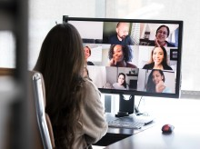 Welcome to the hybrid workplace: A Cloud and Network Services perspective